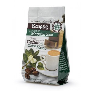 Greek coffee with natural mastic 100g