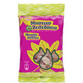 Mastic Jellies bag 100g