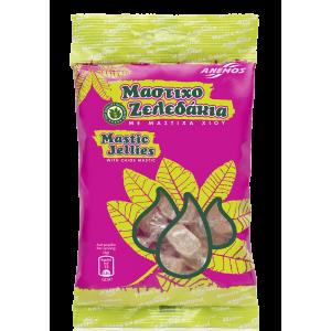 Bonbons gelés au mastic naturel sac 100g