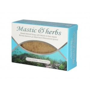 Savon Mastic & Herbs aux algues