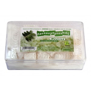 Λουκούμια Χίου σε πλαστ. κουτί 300g