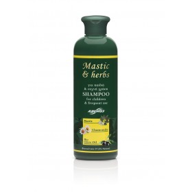 Shampoo mastic & herbs for Children & Frequent use 300ml
