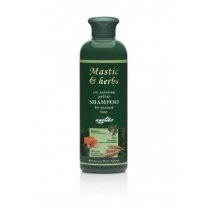 Shampoo mastic & herbs for normal Hair 300ml