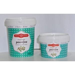 Υποβρύχιο μαστίχα γλυκό κουταλιού Χίου σε βάζο (μαστιχοβανίλια)