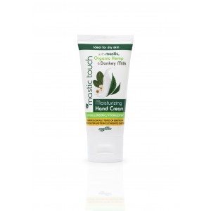 "Hand Cream ""mastic touch"" with mastic, bio hemp oil & donkey milk 50ml"