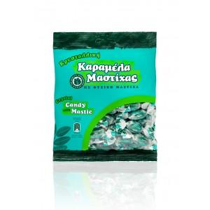 Bonbons cristallins au mastic de Chios. Sachet 230g